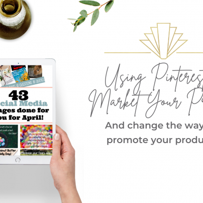 Using Pinterest To Market Your Products