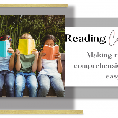 Making Reading Comprehension Fun and Easy