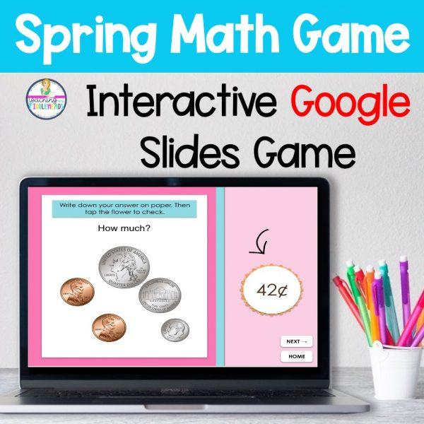 k-2 Spring Math
