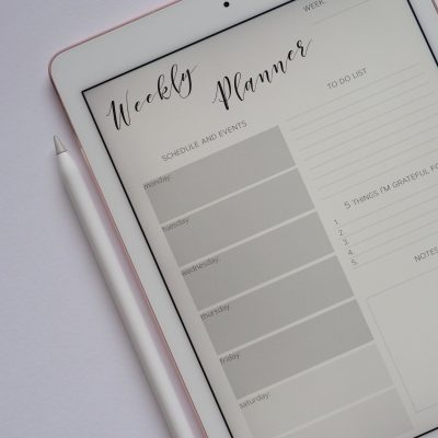 Digital or Paper Planners?  You Can Love Both!