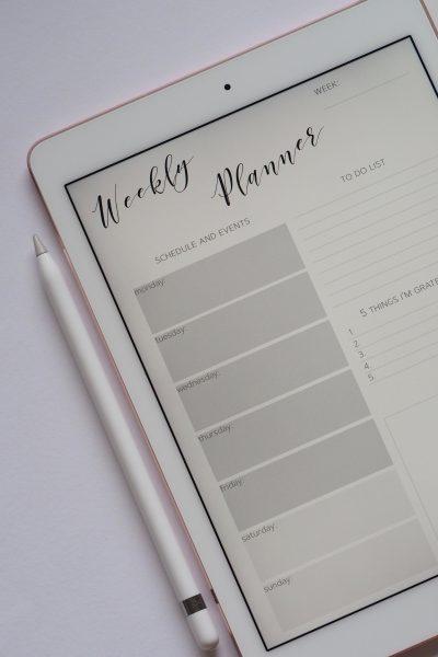 Digital or Paper Planners