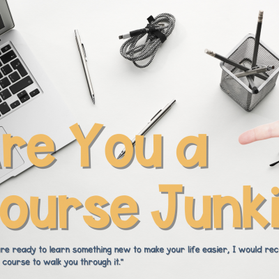 Are You A Course Junkie?  5 Great Courses for Teacher Authors