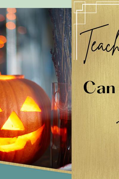 October Fun In The Classroom